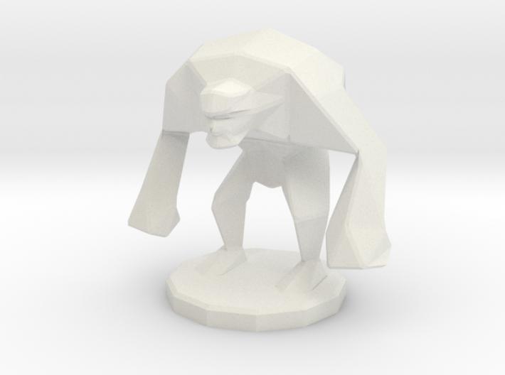 Enemy brute 3d printed