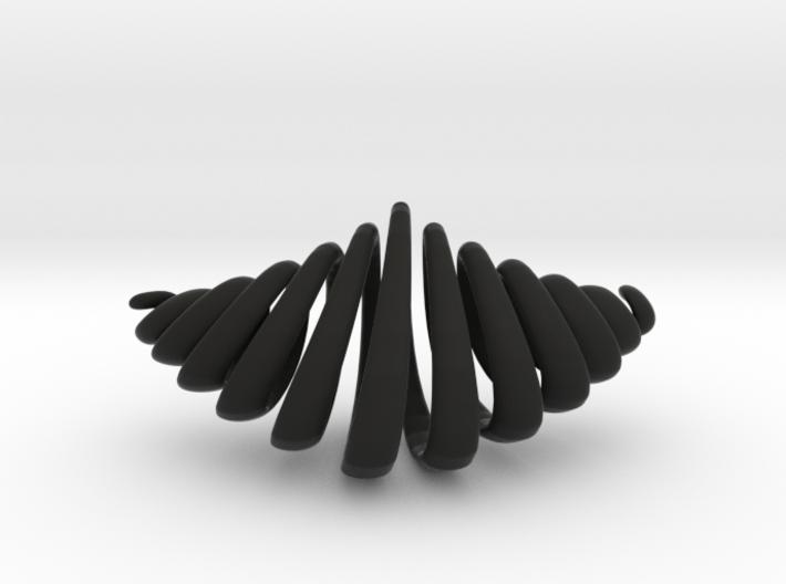 Twisty 3d printed