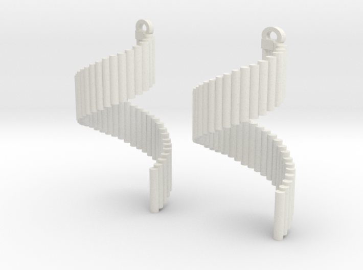 Pipe twist 3d printed
