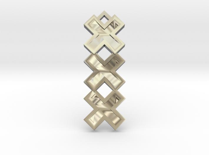 Amsterdam ketting hanger xxx 3d printed