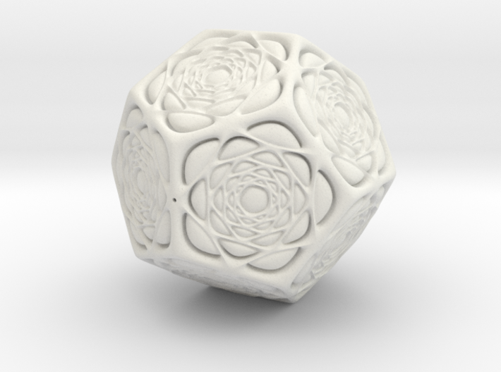 Christmas Tree Ornament #15 Smaller 3d printed