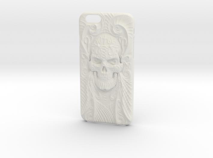 El Cráneo Sola iPhone 6 Case 3d printed