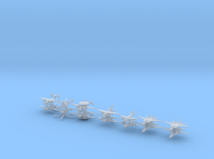 1/700 US Naval Aviation Kit 3 3d printed