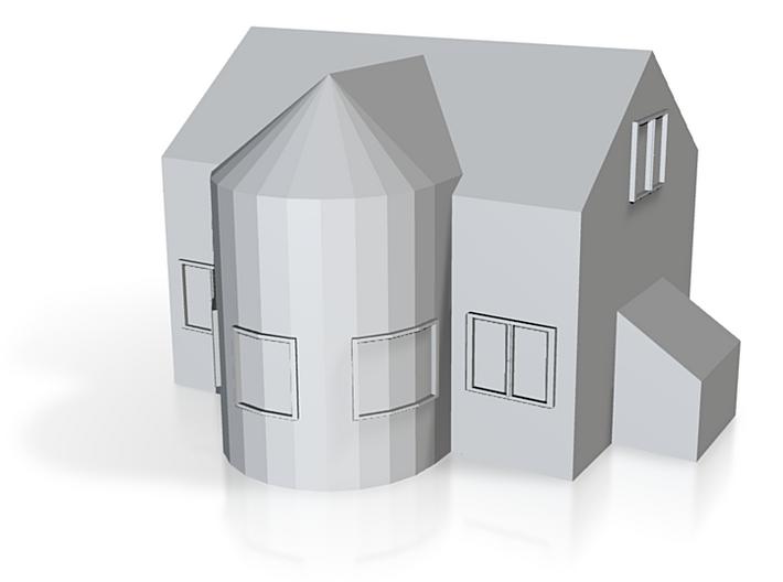 Nandos Home 3d printed