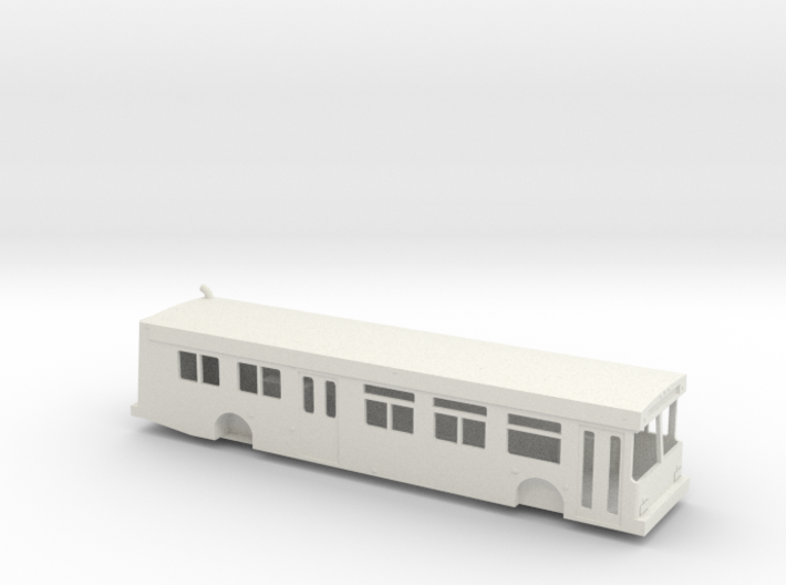 HO scale new flyer d40lf (diesel) 3d printed