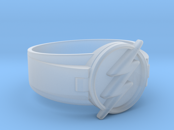 Flash Ring size 10 20mm 3d printed