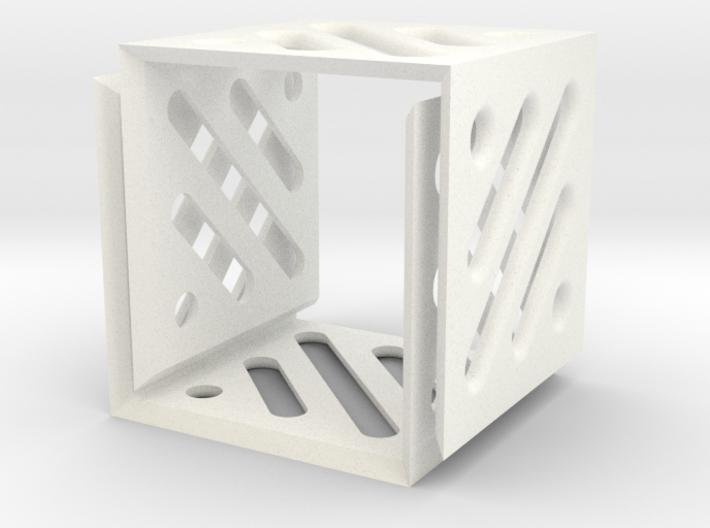 Legend Cubes Case II 3d printed
