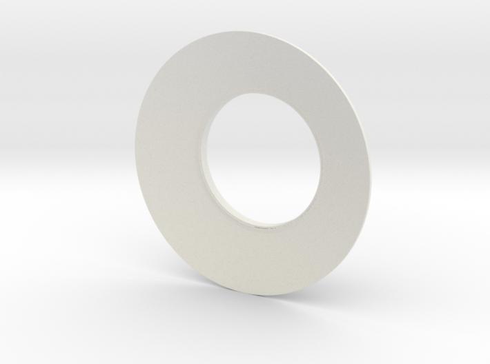 Lieberkühn Reflector 49mm lens diameter, f = 35mm  3d printed