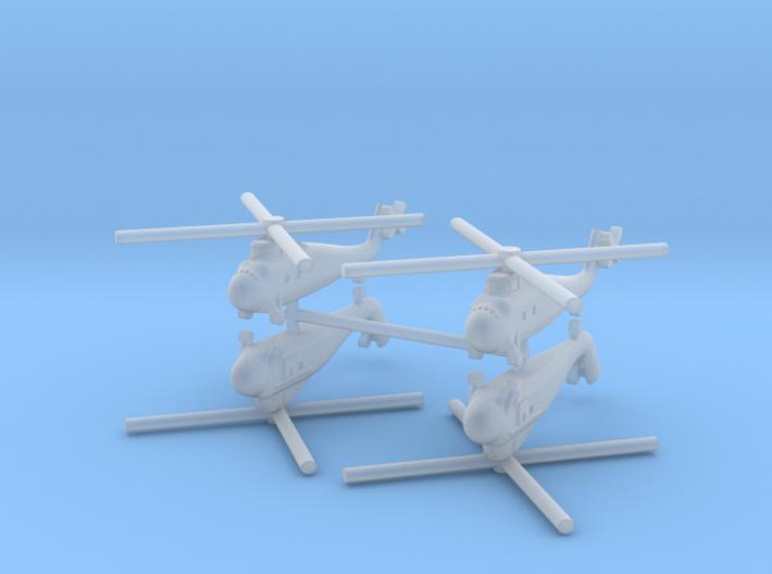 1/700 UK Naval Aviation Kit 5 3d printed