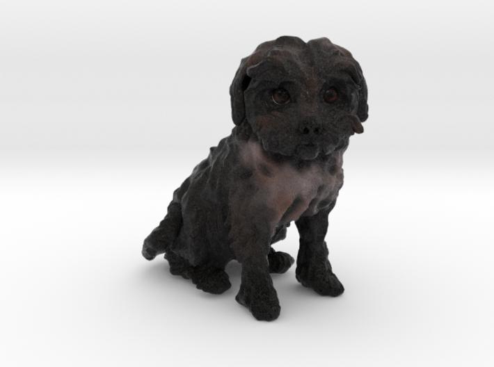 Custom Dog Figurine - Tinkerbell 3d printed