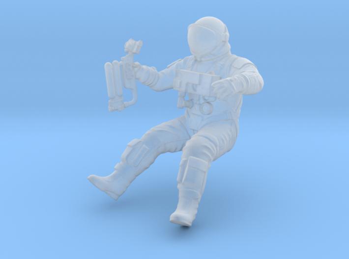 Gemini EVA Astronaut / 1:48 3d printed