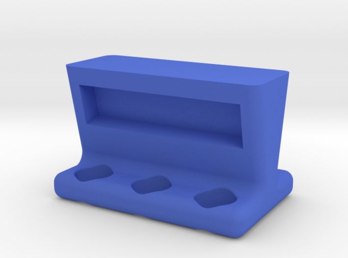 6 Tube Mag Stand 3d printed