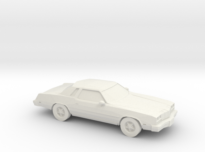 1/87 1977 Oldsmobile Cutlass Suprem 3d printed