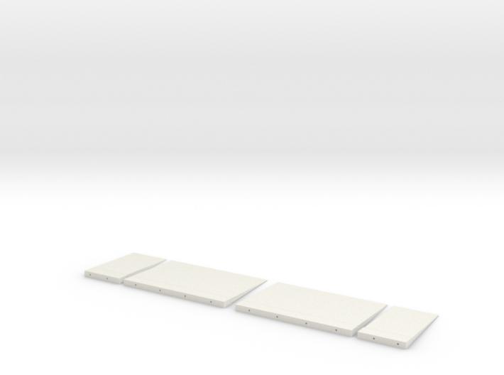 3d Elevator Panels NS 3d printed