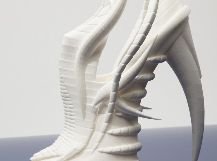 Exoskeleton Shoe - Right 3d printed