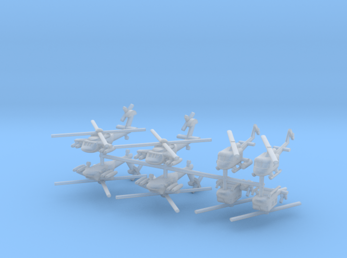 1/700 ROK Naval Aviation Kit 1 3d printed