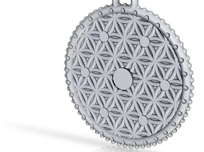 Flower Of Life Final2 3d printed
