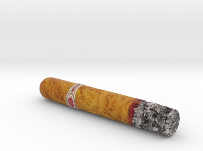 Cigar 3d printed