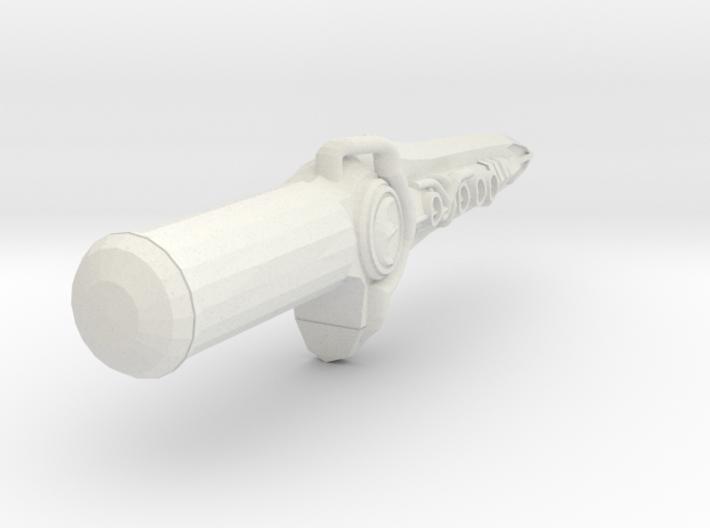 Mega Bloks Dragon Dagger 3d printed