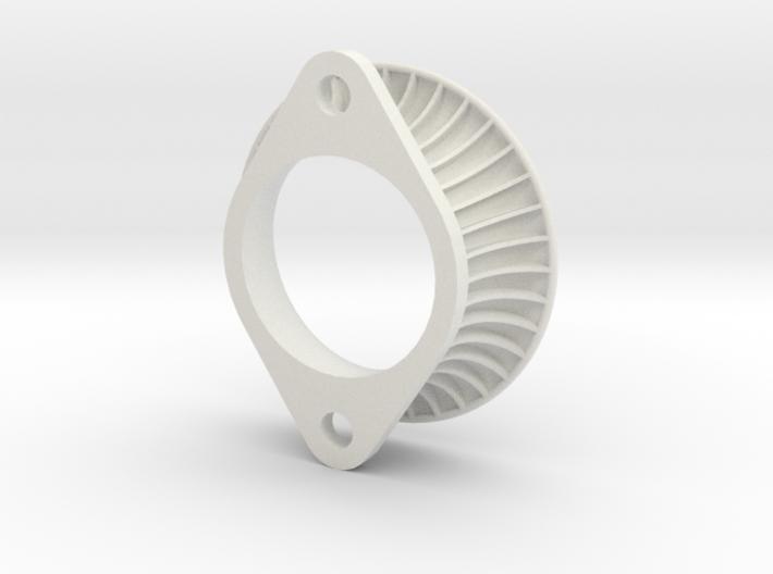 Intake Trumpet AE101 24 mm 3d printed