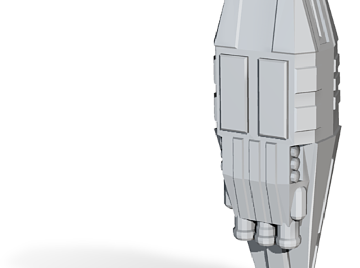 [2] Escort Carrier 3d printed