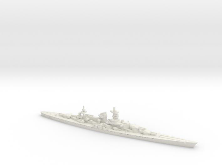 Scharnhorst (15in Refit) 1/1800 3d printed
