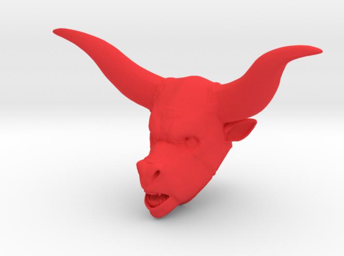 Minotaur 3d printed