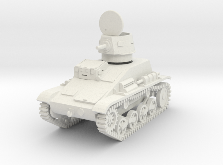 PV54B Type 94 TK (Open Hatch) (28mm) 3d printed