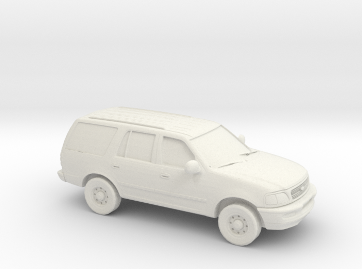 1/87 1999 Ford Expedition 3d printed