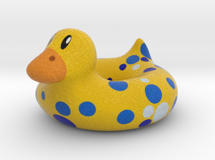 Duckling 3d printed
