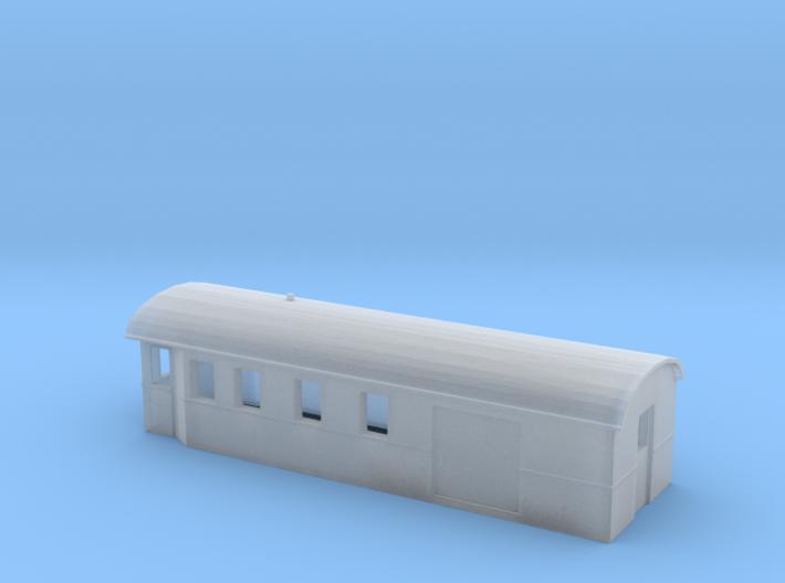 Pwif41-52 (N-Scale 1:160) 3d printed