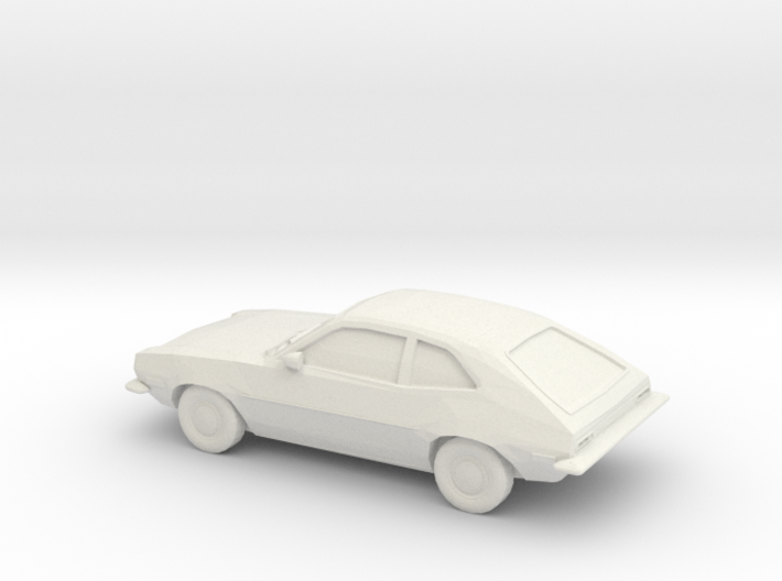 1/87 1972 Ford Pinto 3d printed