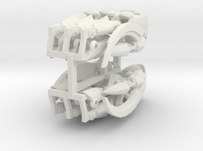 Ultimate Predaking Hands 3d printed