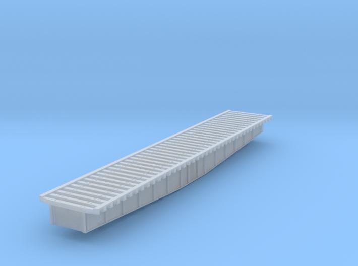 Stuart, VA 60' turntable - HO scale 3d printed