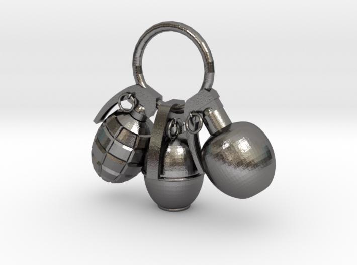 Hand grenade 3d printed
