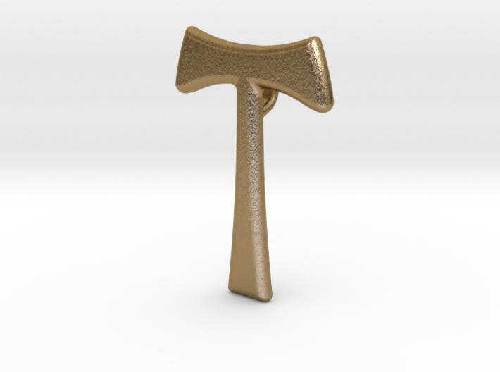 Smykke - Tau kors vedhæng 3d printed
