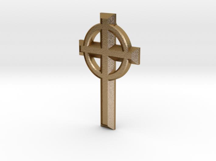 Smykke - Keltisk kors vedhæng 3d printed
