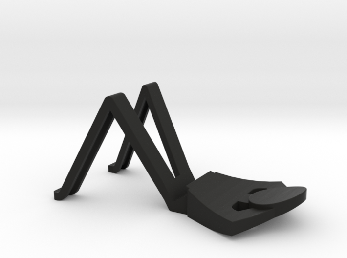Lazy boy Smartphone Stand  3d printed