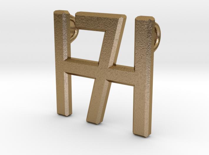 Smykke - H7 vedhæng (lille) 3d printed