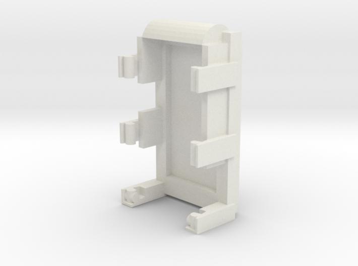 DNA40 Cradle v2 - moresalt WIDE display edition 3d printed