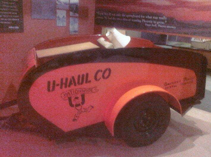 Small Trailers S Scale 3d printed Add a caption...