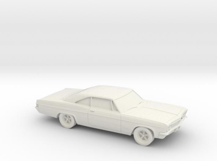 1/87 1966 Chevrolet Impala SS 3d printed