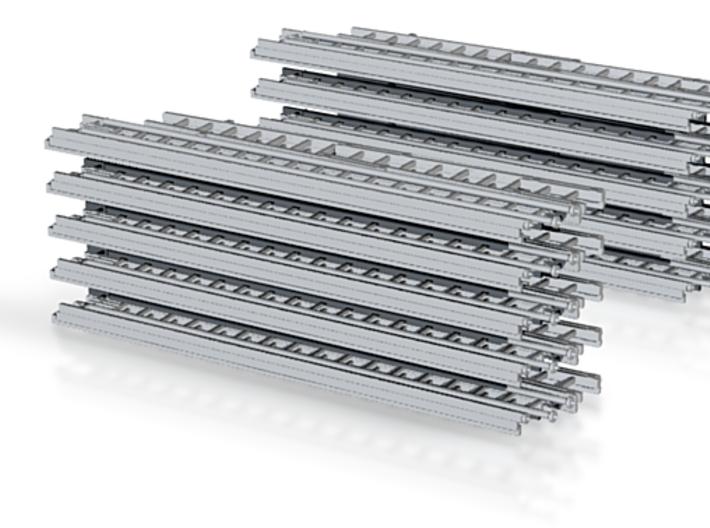 Steck- Schibeleitersortiment 10fach.stl 3d printed