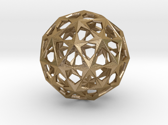 Star Sphere 3d printed