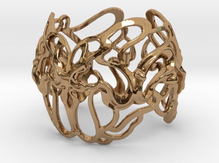 metà braccialetto G 3d printed