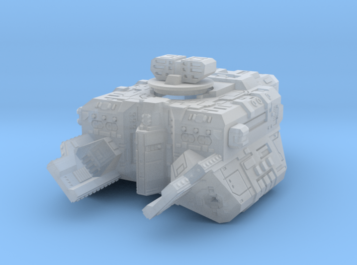"Somtaaw ""Deacon"" Destroyer 3d printed"
