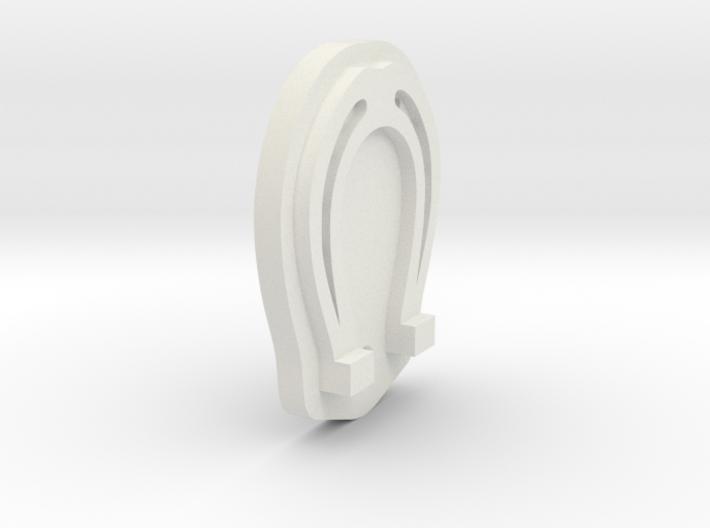 Horseshoe 2 3d printed