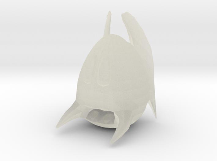 Evil Egg 3d printed