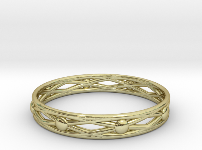 Normal ring(size = USA 5.5) 3d printed