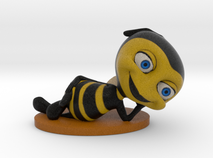 """""""Bee Yourself"""" 3d printed"""